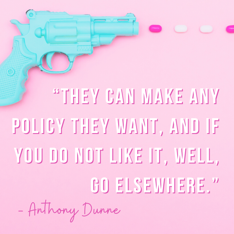 Quote from Anthony Dunne