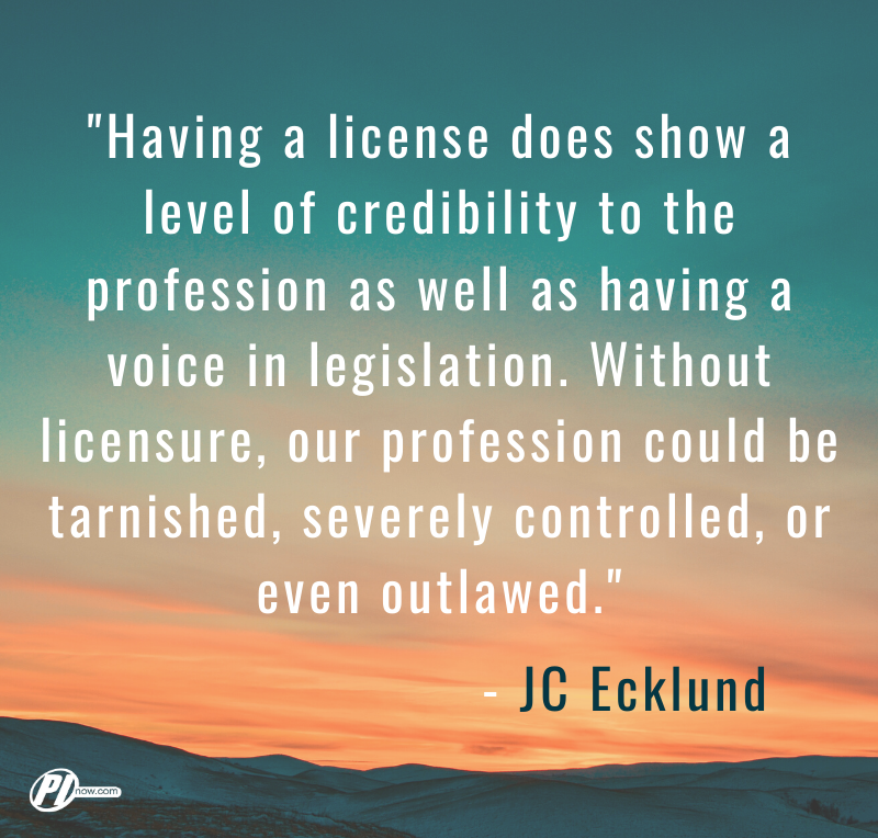 JC Ecklund Quote