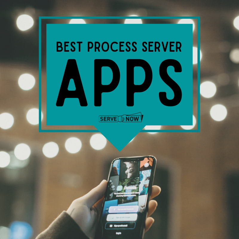 Best Process Server Apps