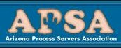 Arizona Process Servers Association Logo