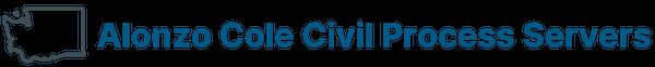 Alonzo Cole Civil Process Servers Logo