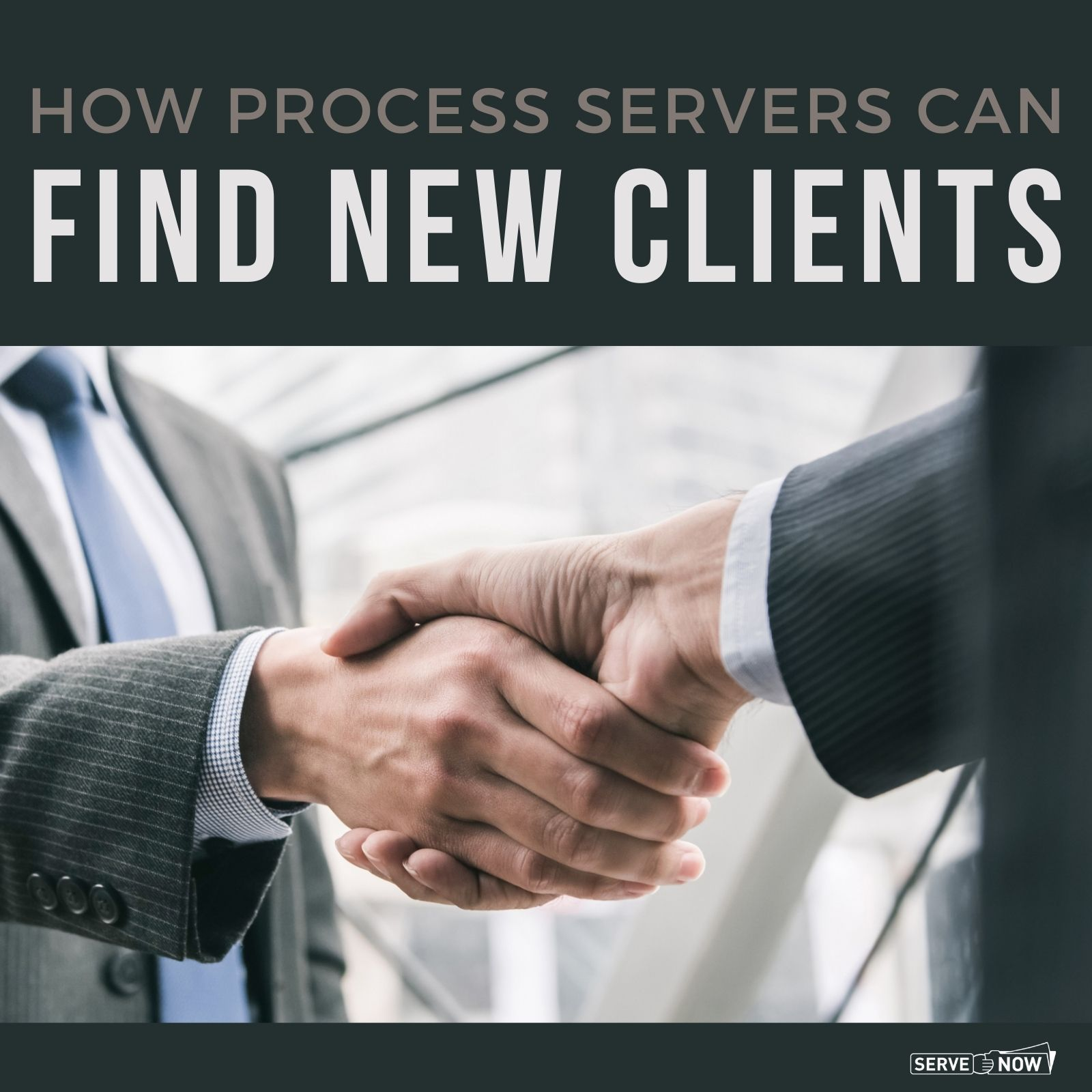 How Process Servers Can Find New Clients