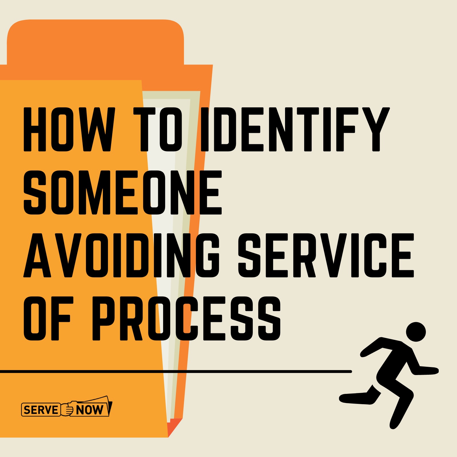 How To Identify Someone Avoiding Service of Process