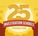 Top 25 Private Investigator Schools