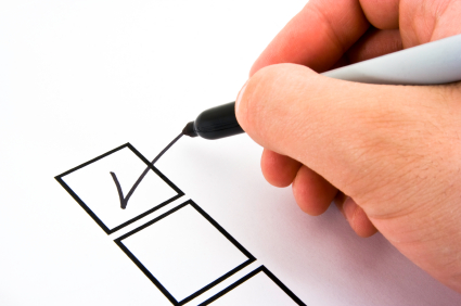 Checklist for process server safety