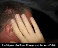Rape Charge Defense in Orange County