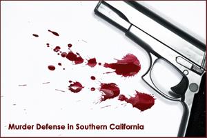 Murder Defense Lawyer in Orange County