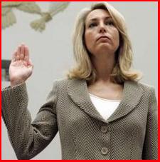 Taking a sworn oath