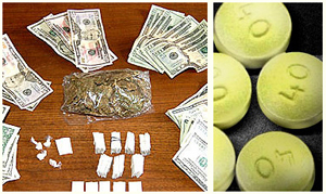 Drug Related Charges in Orange County