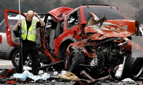 Suspect in wrong way crash has previous DUI conviction records show latimes.com