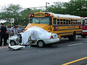 Thousands of people are injured or killed every year in bus accidents.