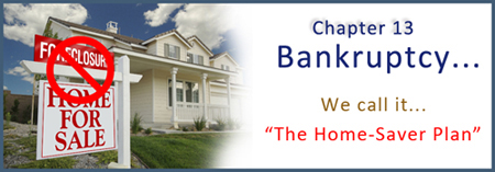 Chapter 13 - The Home Saver Plan