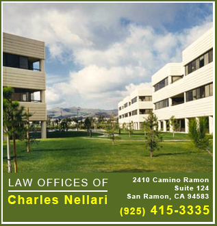 Law Offices of Contra Costa Attorney Charles Nellari
