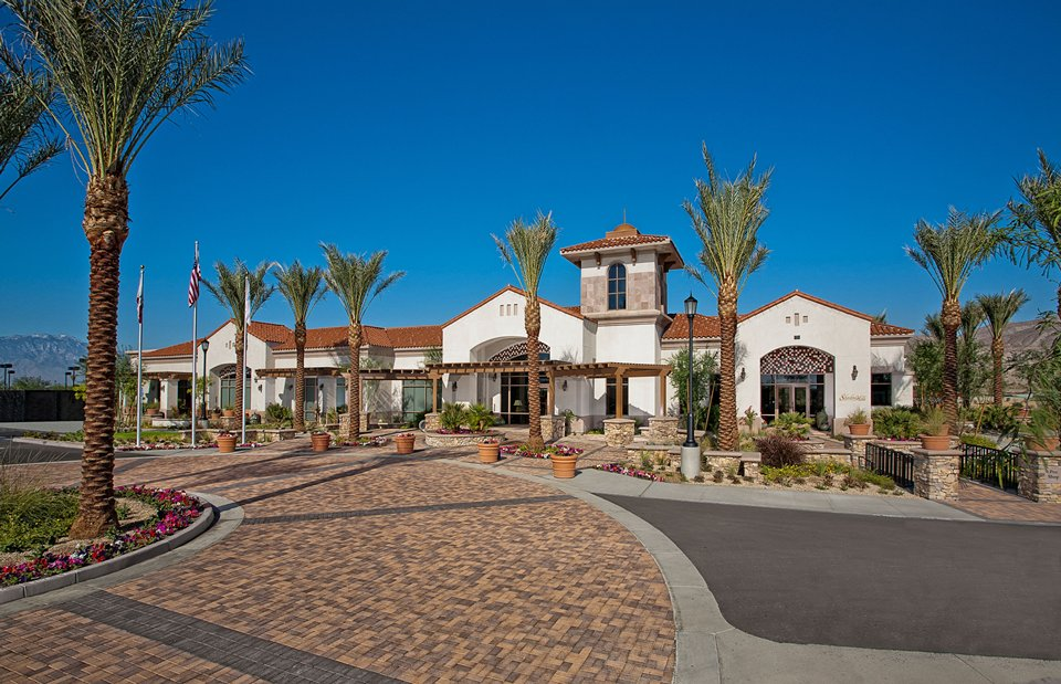 Picture of the Shadow Hills Development by Del Webb