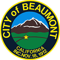 Image of Beaumont CA Seal - Logo