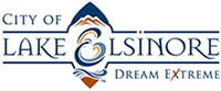 Image of Lake Elsinore CA Seal - Logo