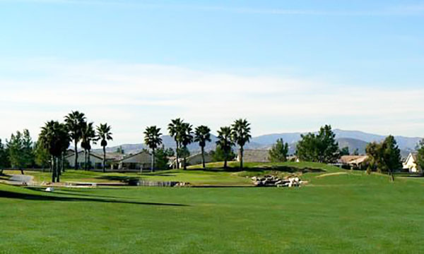 View of Menifee Lakes Country Club