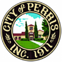 Image of Perris CA Seal - Logo