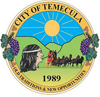 Image of Temecula CA Seal - Logo