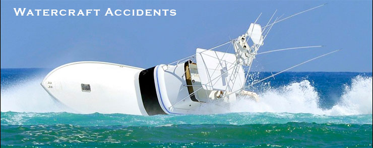 Boating Accident Header