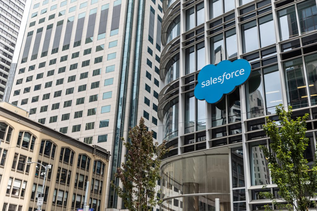 Salesforce Sued for Breach of Contract for Disclosing Information to Third Parties Without Consent