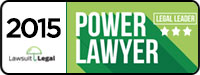 LawsuitLegal.com Power Lawyer Badge