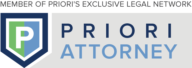 Priori Legal Attorney Network Badge