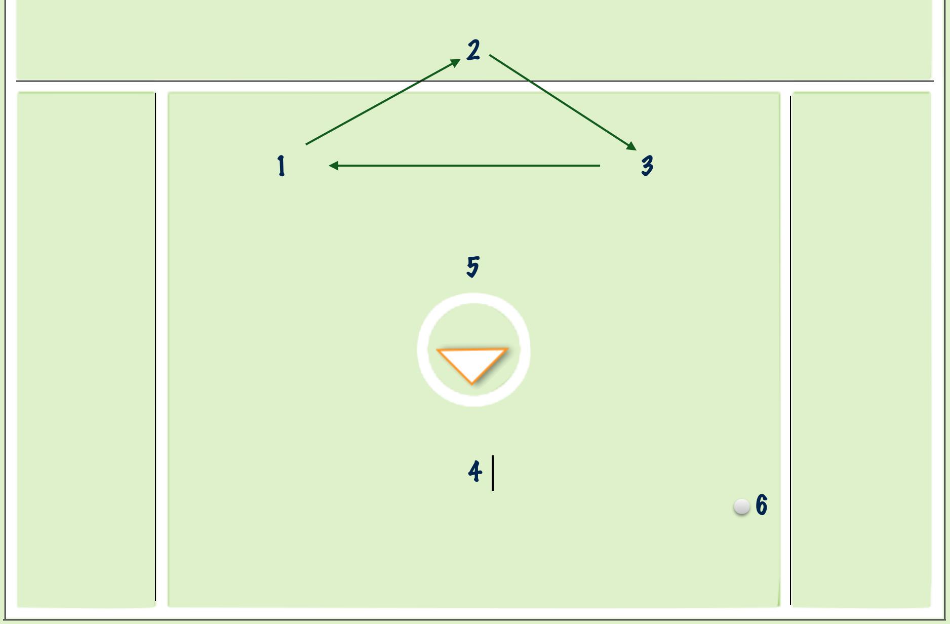 1-3-2 Pick At X