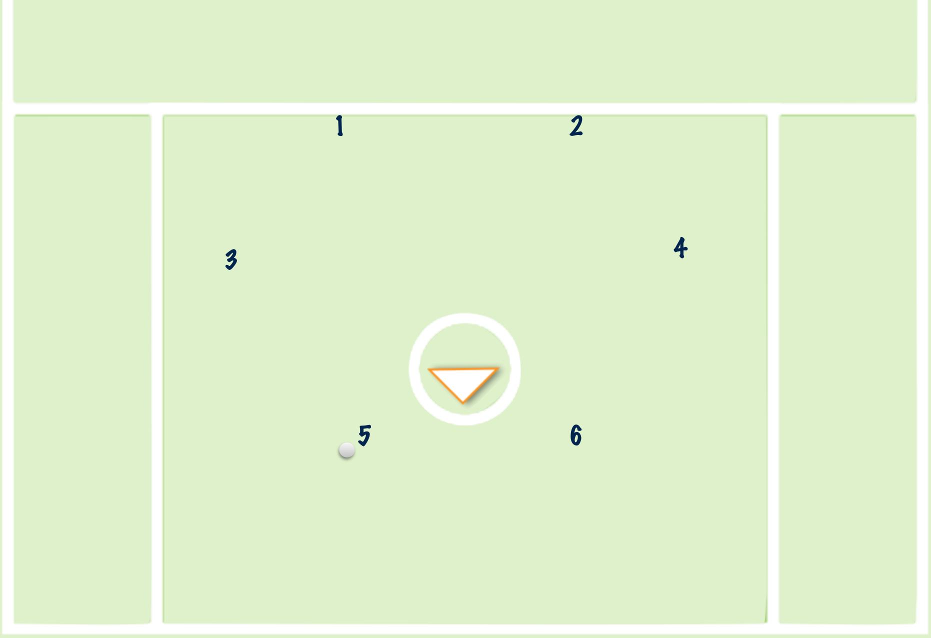 Salisbury invert out of a open set