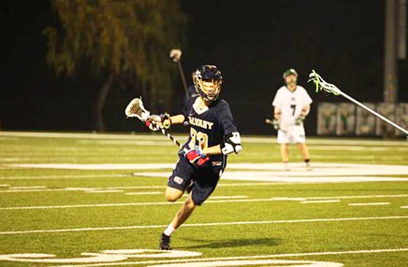 Jason Thomfohrde from Calvary Christian Player Profile