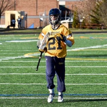 Colin Kurcoba from Perry Hall Player Profile by LaxRecords.com