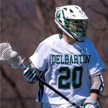 Donnie Tedesco from Delbarton Player Profile by LaxRecords.com