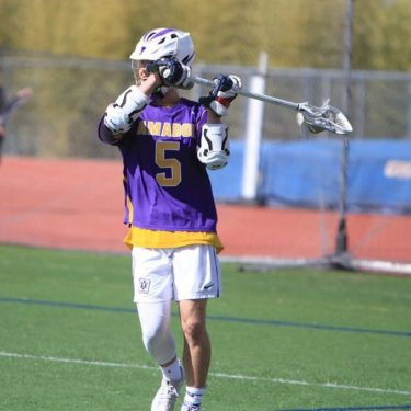Cal Ewanich from Amador Valley Player Profile by LaxRecords.com