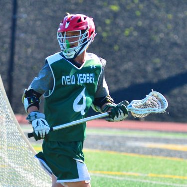 CJ Kirst from Delbarton Player Profile by LaxRecords.com