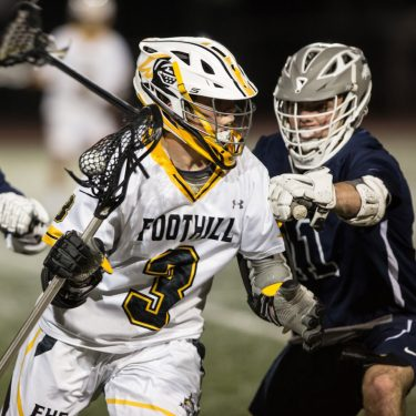 Andrew Cumming from Foothill Player Profile by LaxRecords.com