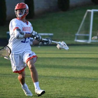 Emmett Houlihan from Marvin Ridge Player Profile by LaxRecords.com