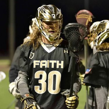 Sean Nolan from Faith Lutheran Player Profile by LaxRecords.com
