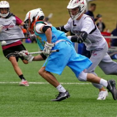 Zachary Blankenship from First Flight Player Profile by LaxRecords.com