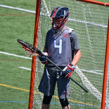 Aidan Troy from Delbarton Player Profile by LaxRecords.com