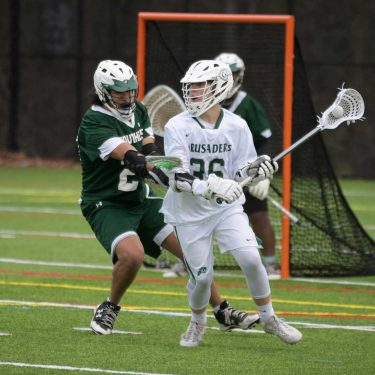 Griffin Cooling from Cardinal Gibbons Player Profile by LaxRecords.com