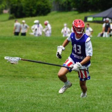 Luke Wierengo from Northville Player Profile by LaxRecords.com
