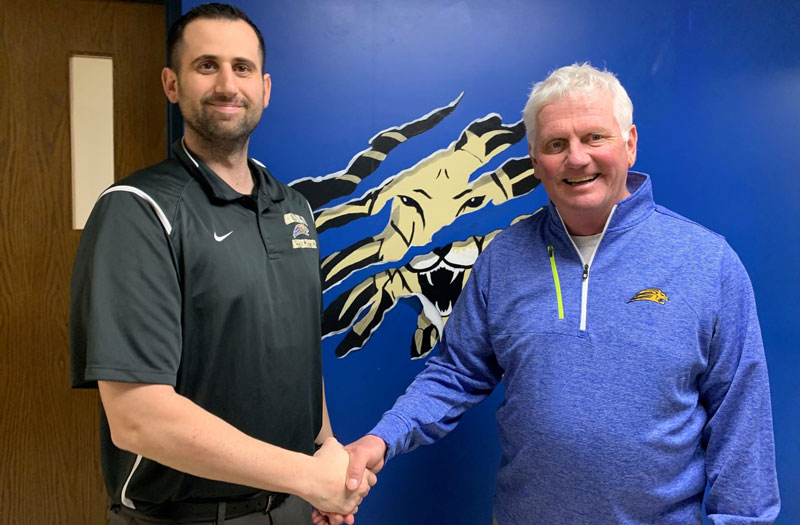St. John Paul II (Mass.) has named connecticut coaching legend Chris Smalkais its new head coach, effective immediately.