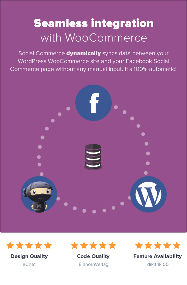 Social Commerce - WooCommerce Facebook Tab 3