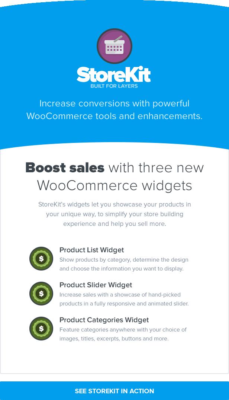 StoreKit - WooCommerce for Layers 1