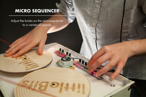 9 microsequencer