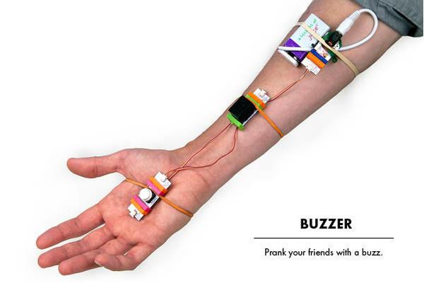 5 buzzer hand