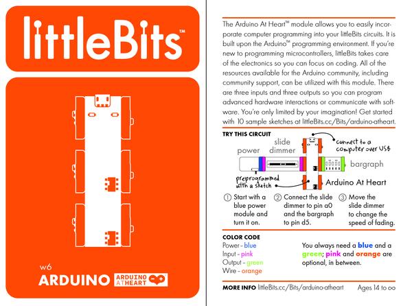 Bit card 31 w6 arduino