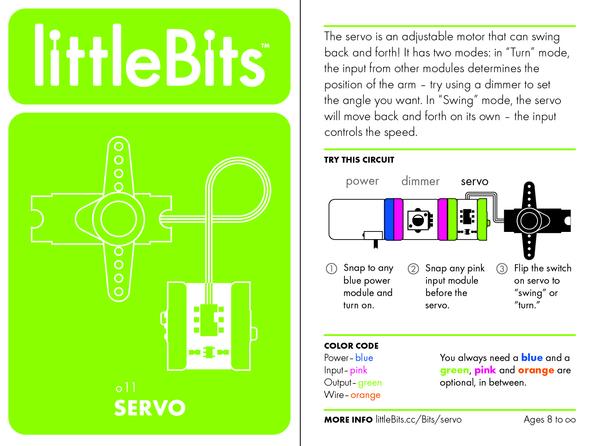 Bit card 49 o11 servo