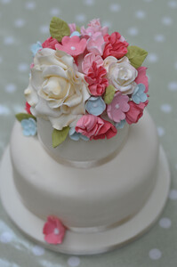 Another gorgeous creation from one of our students