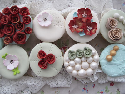 Another gorgeous Le Beau Cake cupcake